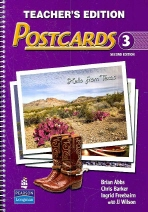 POSTCARDS. 3 (TEACHER S EDITION)