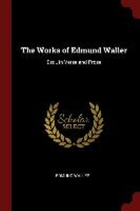 The Works of Edmund Waller