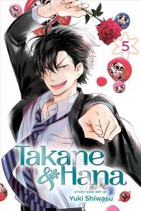 Takane & Hana, Vol. 5, 5