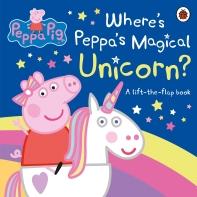 Peppa Pig: Where's Peppa's Magical Unicorn?
