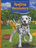 Houghton Mifflin Spelling And Vocabulary : Words for Readers and Writers, Level 2