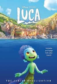 Disney/Pixar Luca