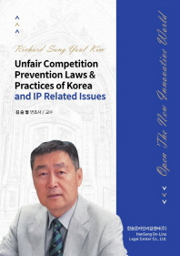 Unfair Competition Prevention Laws & Practices of Korea and IP Related Issues