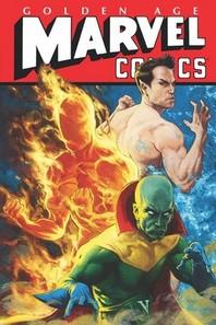 Golden Age Marvel Comics Omnibus Vol. 2