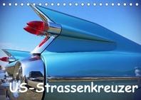US-Strassenkreuzer (Tischkalender 2022 DIN A5 quer)