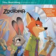 Zootopia Read-Along Storybook & CD