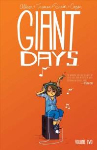 Giant Days Vol. 2, 2