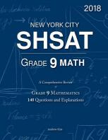SHSAT Grade 9 Math