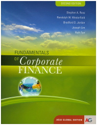 Fundamentals of Corporate Finance, Aisan Global 2 Edition
