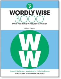 Wordly Wise 3000: Book 2 (4/E)