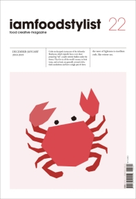 Iamfoodstylist vol. 22: Crab(꽃게)