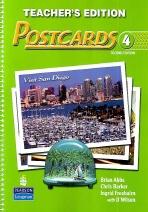 POSTCARDS. 4 (TEACHER S EDITION)