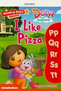 DORA the Explorer Ponics. 1: I Like Pizza