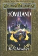 Dark Elf Trilogy #1 : Homeland