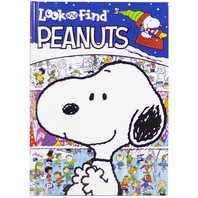 Peanuts - Charlie Brown Christmas Look and Find - PI Kids