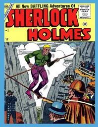 Sherlock Holmes #2