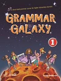 Grammar Galaxy. 1: Student Book, Workbook