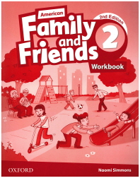 American Family and Friends.2 (Workbook)