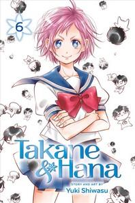 Takane & Hana, Vol. 6, Volume 6
