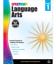 Spectrum Language Arts Grade. 1