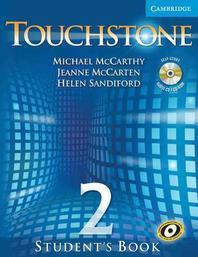 Touchstone, Level 2 [With CDROM]