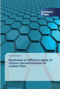 Synthesis of different types of carbon nanostructures on carbon fiber