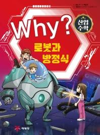 Why? 산업수학: 로봇과 방정식