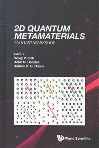 2D Quantum Metamaterials