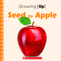 Seed to Apple (Growing Up) (Paperback)