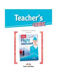 Career Paths: Flight Attendant(Teacher's Guide)