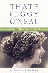 That's Peggy O'Neal