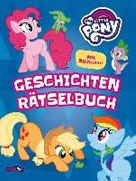 My Little Pony - Geschichten-R?tselbuch