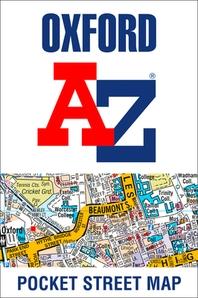 Oxford A-Z Pocket Street Map