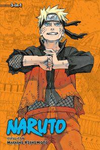 Naruto (3-In-1 Edition), Vol. 22, 22