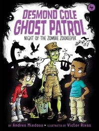Night of the Zombie Zookeeper, Volume 4
