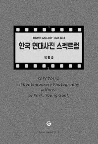 한국 현대사진 스펙트럼