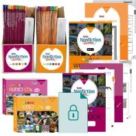 논픽션 리더스(Time for Kids Nonfiction Readers) Level 4 세트 L4.0~4.9