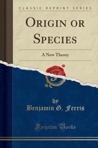 Origin or Species