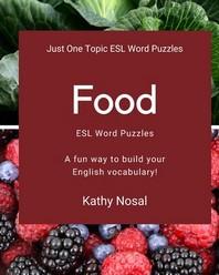 Food ESL Word Puzzles