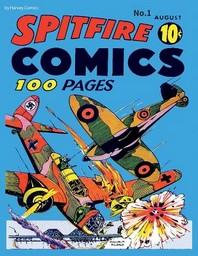 Spitfire Comics #1