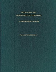 Franz Liszt and Agnes Street-Klindworth