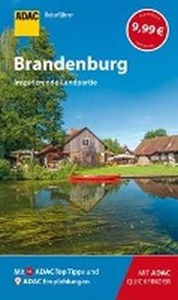 ADAC Reisefuehrer Brandenburg