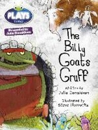 Julia Donaldson Plays the Troll, the Beetles and the Three Billy Goats Gruff (Turquoise)