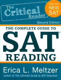 The Complete Guide to SAT Reading, 2/E