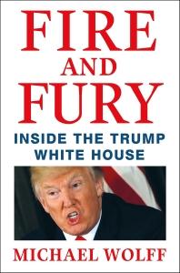 Fire and Fury (트럼프 폭로 서적 '화염과 분노')