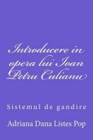 Introducere in Opera Lui Ioan Petru Culianu