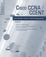 Cisco Ccna/Ccent Exam 640-802, 640-822, 640-816 Preparation Kit [With CDROM]