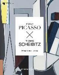 Pablo Picasso X Thomas Scheibitz. Zeichen Buehne Lexikon