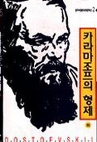 카라마조프의 형제(하)(세계문학선 2-5)