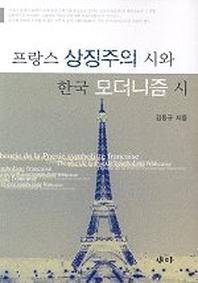 프랑스 상징주의 시와 한국 모더니즘 시